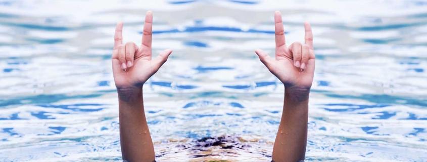 Drowning and Waving